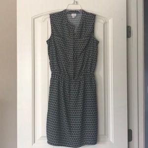 Printed Merona Dress with Pockets!